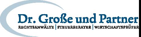 Dr. Große und Partner – Rechtsanwälte, Steuerberater Logo